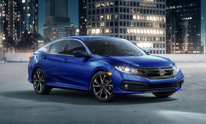 2019 Civic Sedan. (Honda Canada)