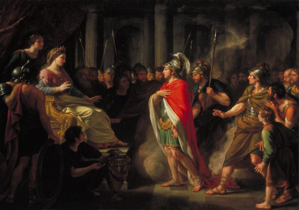 Aeneas and Dido