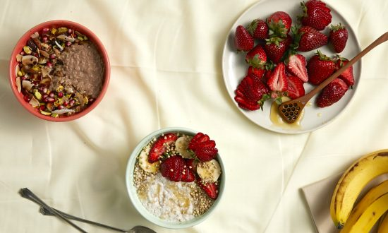 Creamy Fonio Breakfast Bowl