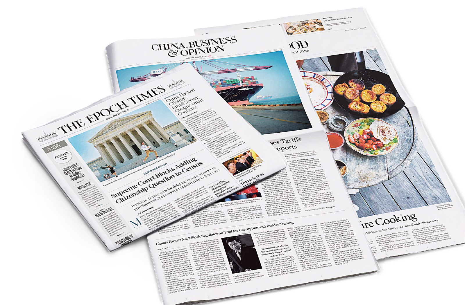 The Epoch Times Receives Outpouring of Support After NBC, MSNBC Hit Pieces