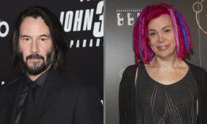 Keanu Reeves and Lana Wachowski Set To Start Work on 'The Matrix 4' Movie