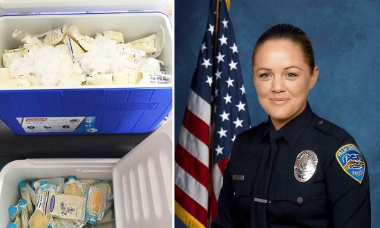Moms Donate Over 500oz of Breastmilk to Baby of Police Officer Killed in the Line of Duty