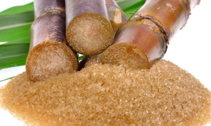 Raw sugar includes additional nutrients.(panda3800/Shutterstock)