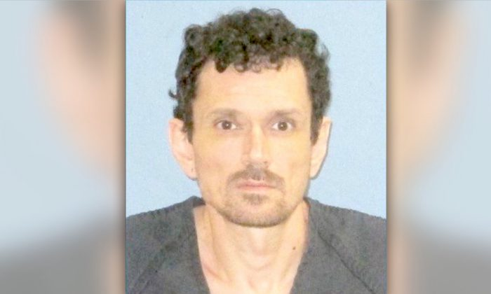 Briton Odell Miller faces numerous charges after allegedly striking his son in the genitals and locking him in a hot car in Little Rock, Arkansas, on Aug. 20, 2019. (PCSO)