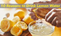 10 Amazing Things That Happen to Your Body When You Drink Lemon Water Every Day