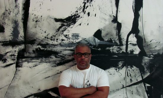 An Artist's Journey From the Street to the Gallery