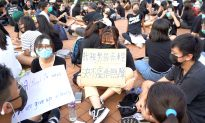 Hong Kong High School Students Hold Rally, Keeping up Momentum of Extradition Bill Protests