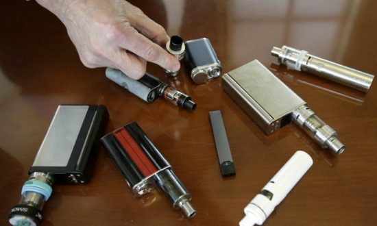 First State in the Nation Bans Flavored E-Cigarettes Through Executive Power