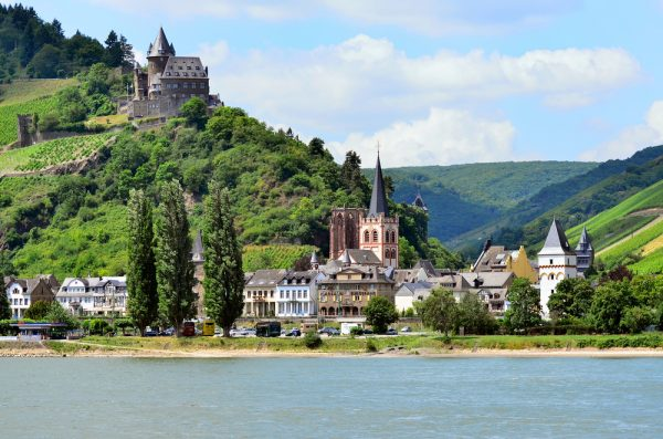 Along the Rhine Valley