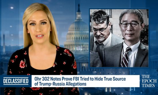 FBI Tried to Hide True Source of Trump-Russia Allegations