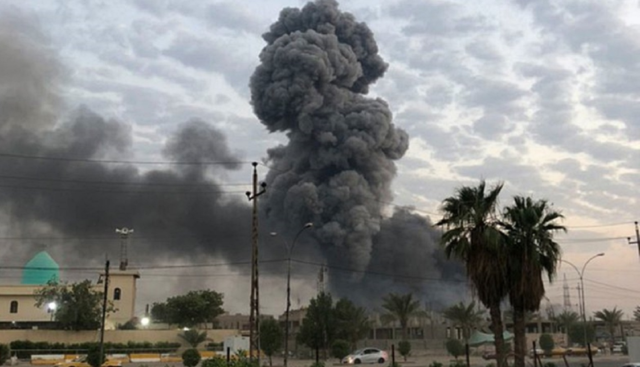 Israel Bombs Iran-Backed Militia Depot in Iraq, US Officials Confirm