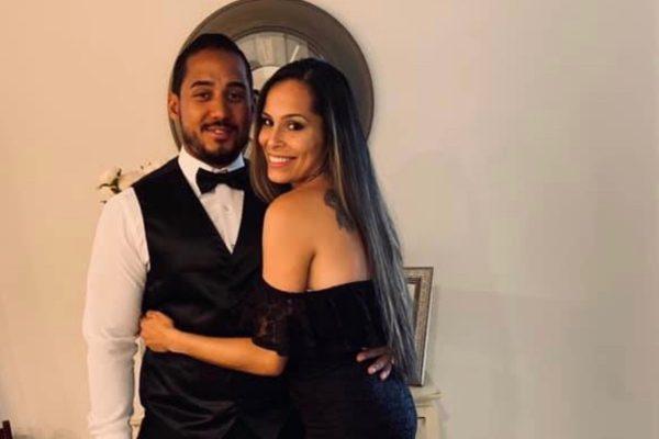 Luis F. Deleon-Figueroa and fiance