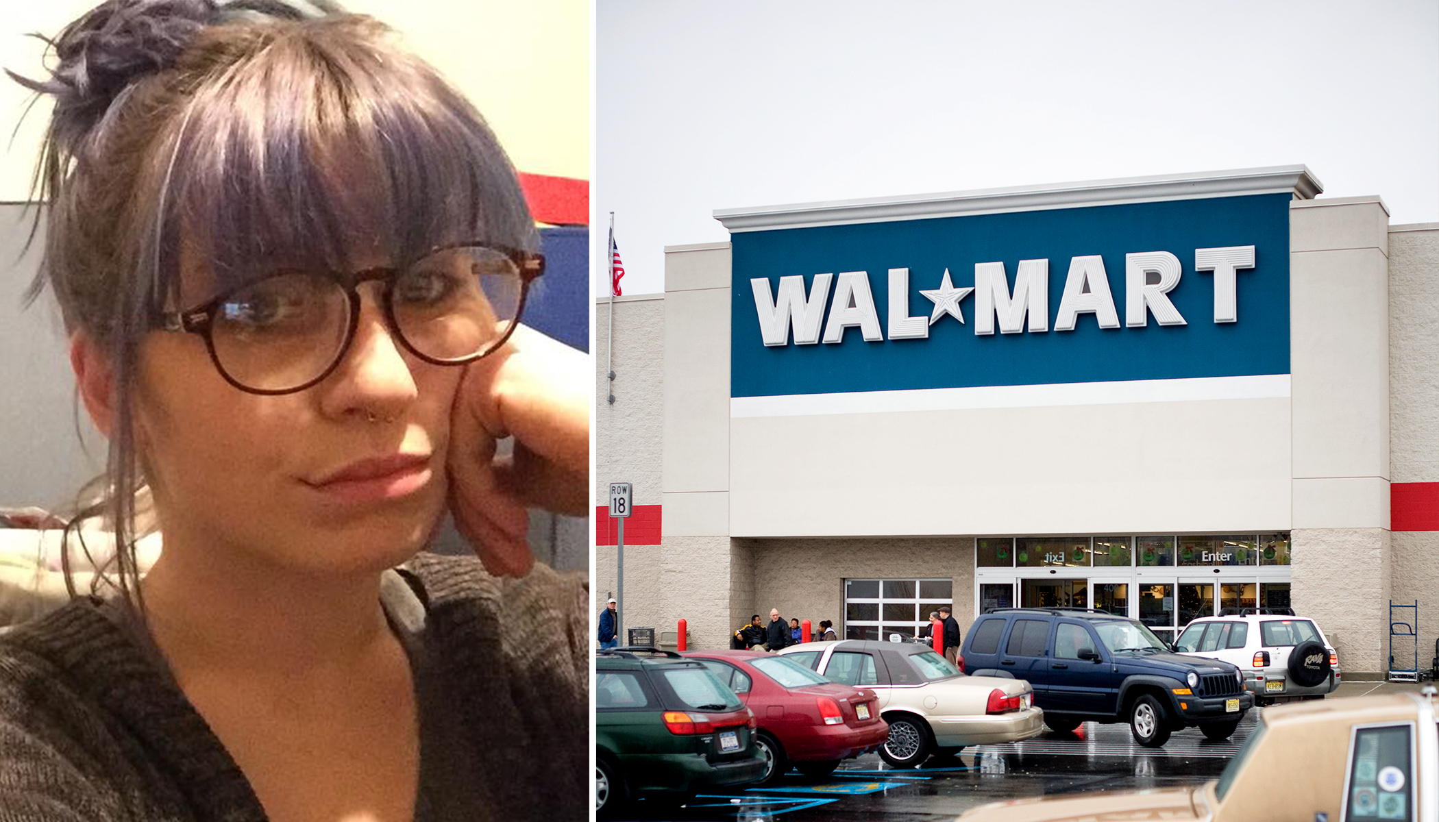 Shopper at Walmart Asks 4-Year-Old to 'Shut Up,' Heartbroken Mom Hits Back