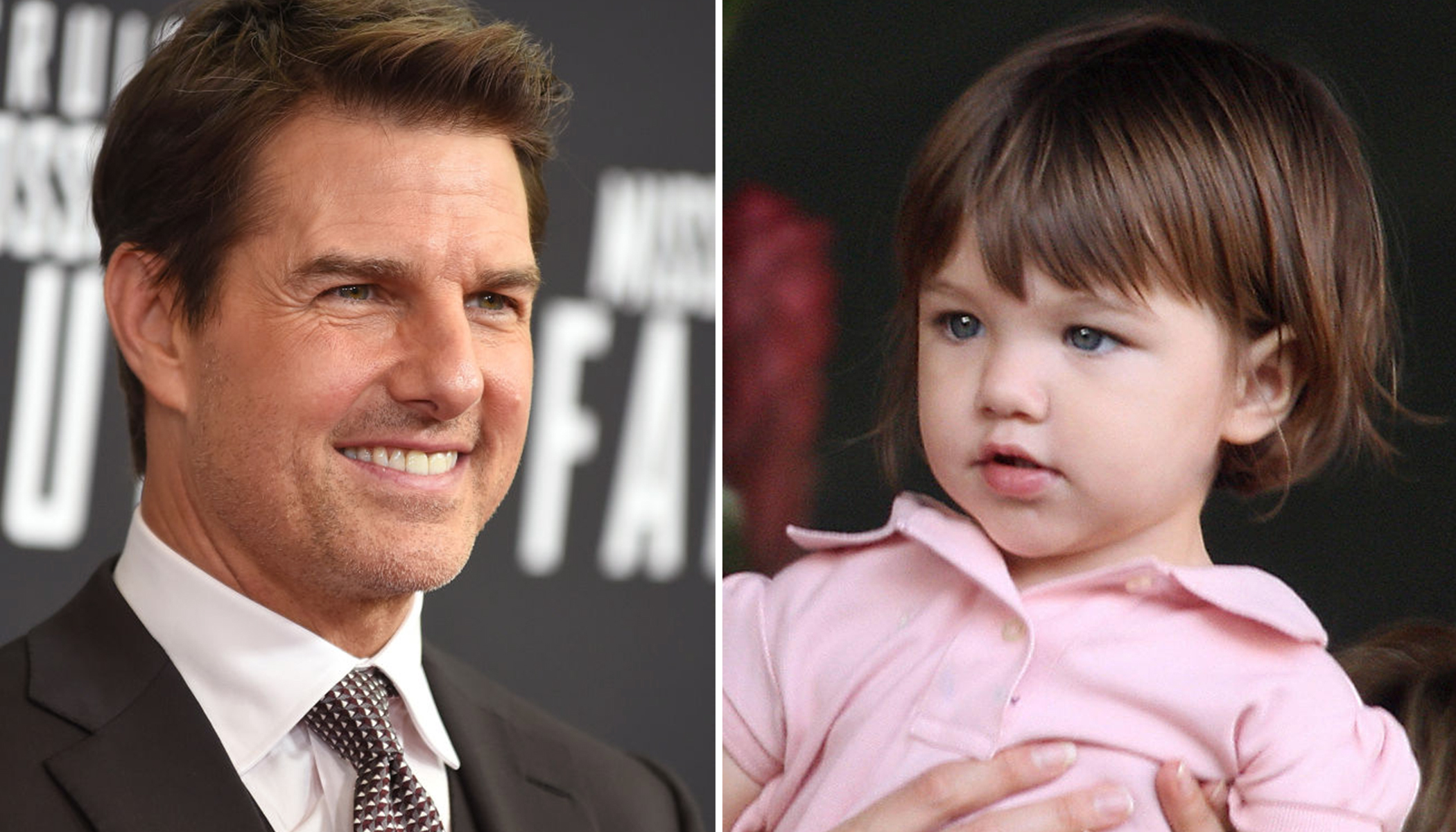 Tom Cruise's Daughter Suri Is 13 Years Old, and She Looks So Much Like Her Iconic Dad