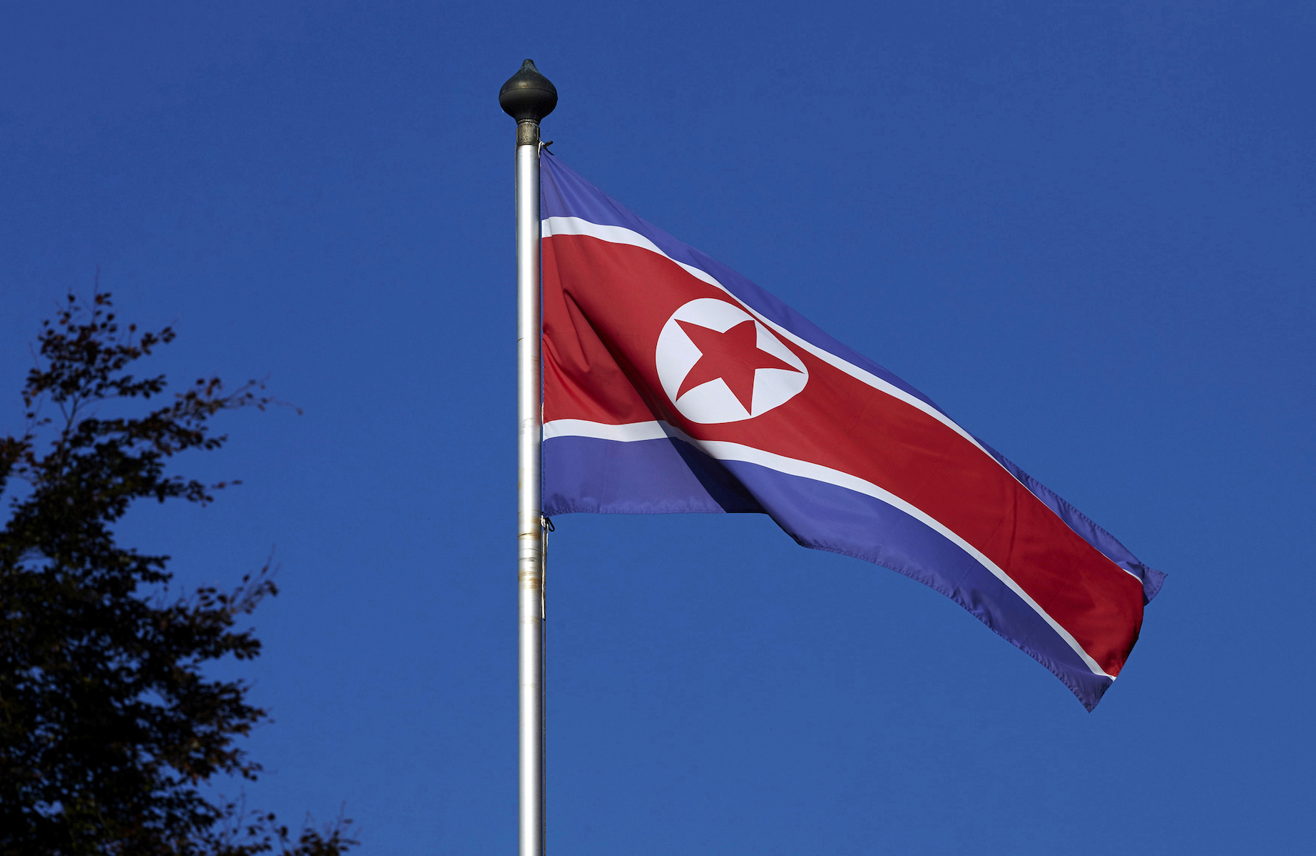 North Korea Launches Two More Short-Range Missiles Into Sea
