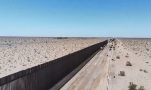 Pentagon Gets Request for Funding to Build Nearly 300 Miles Along Southern Border