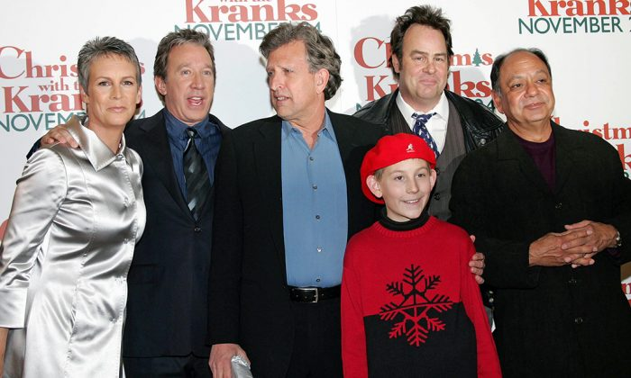 Cast Of Christmas With The Kranks.Christmas Tv Channel Will Start Showing Festive Films From