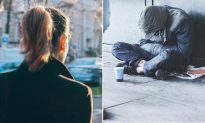 Lady's Insistence to Be Kind to a Crusty Old Beggar Changes His Life Forever