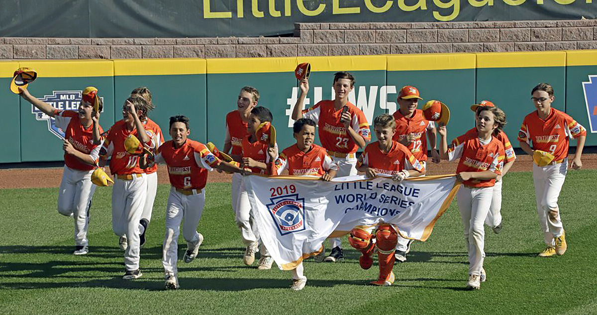 Trump Invites Louisiana's Little League Champions to White House After Historic Win