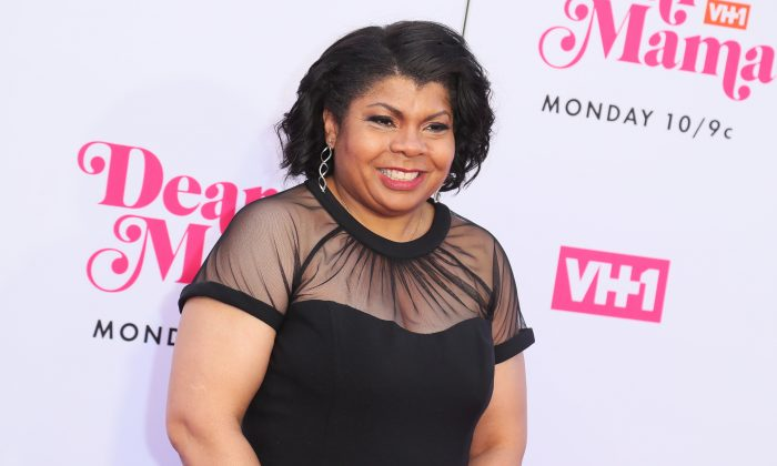 April Ryan at an event in May 2019 in Los Angeles, California. (Leon Bennett/Getty Images)