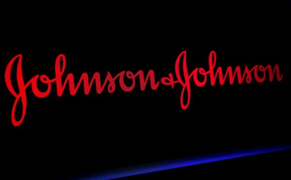 The Johnson & Johnson logo