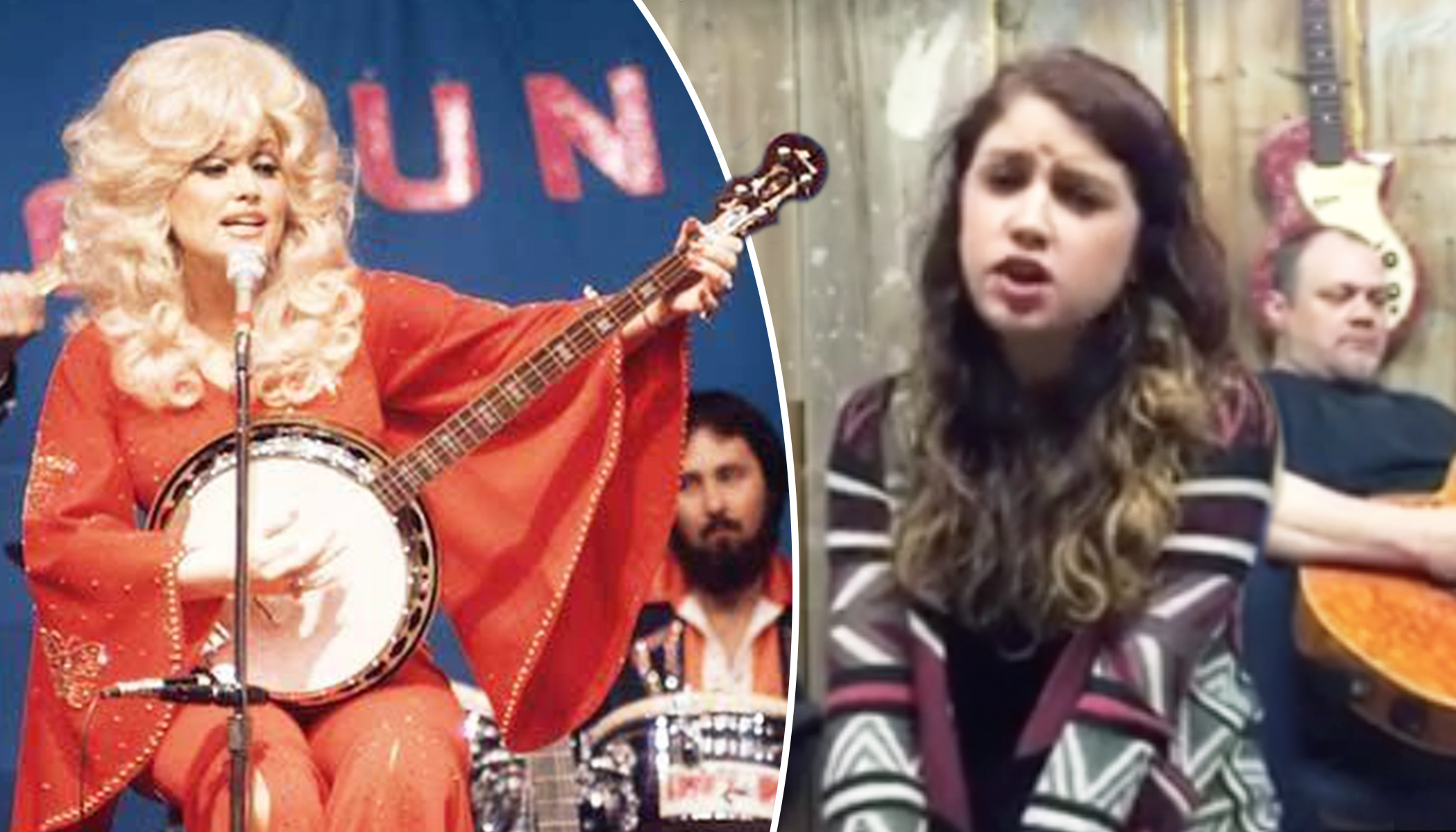Young Woman's Voice Blows Internet Away With Soulful Cover of Dolly Parton's 'Jolene'