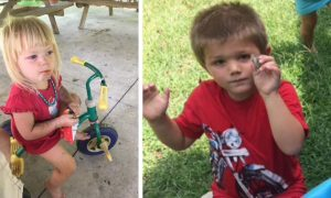 Still Missing: Police Say 2 Adams County Children Not Seen Since Weekend