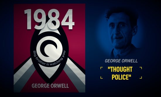 What George Orwell Taught Us About State Censorship