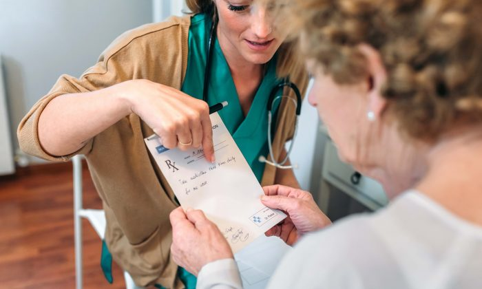 A new study affirms that efforts to lower opioid prescription rates don't affect the quality of patient care. (David Pereiras/Shutterstock)