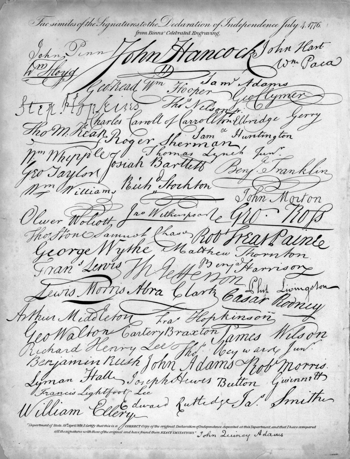 American Signatures