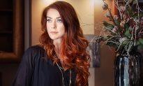 Anda Suman: The Art of the Romanian Blouse