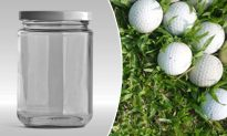 A Teacher's Life Lessons Using a Jar and Some Golf Balls