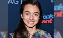 Nervous 13-Year-Old Sings Opera Aria, Bringing the House Down at AGT