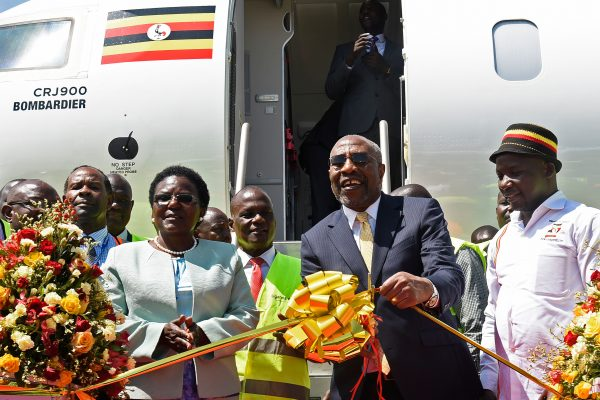 Uganda-Airlines-Bombadier-aircraft
