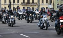 9-year-old Girl Was Abused by Mom's Ex–So They Called a Biker Group to Be Her Guardian Angels