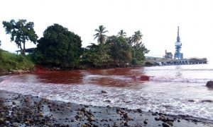 Chinese-Owned Nickel Plant Spills Waste Into Papua New Guinea Bay