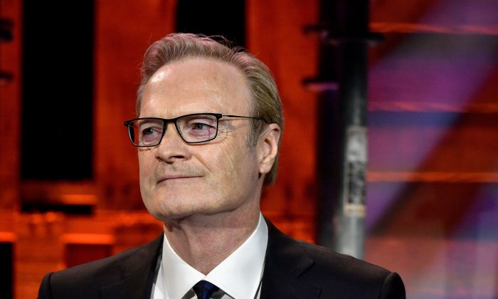 MSNBC host Lawrence O'Donnell in a file photograph. (Paul Marotta/Getty Images for UNICEF)