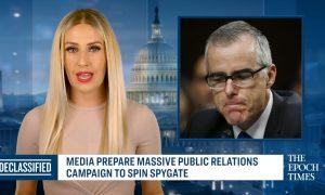 Media Prepare Massive Public Relations Campaign to Spin Spygate