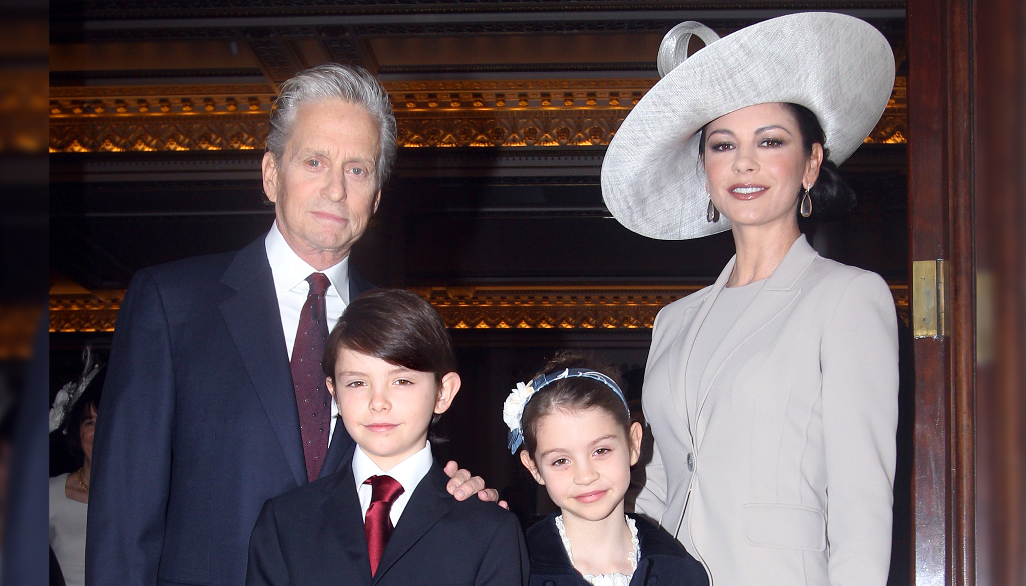 Catherine Zeta-Jones's Daughter Carys Is All Grown Up and Looks Like Her Iconic Mom