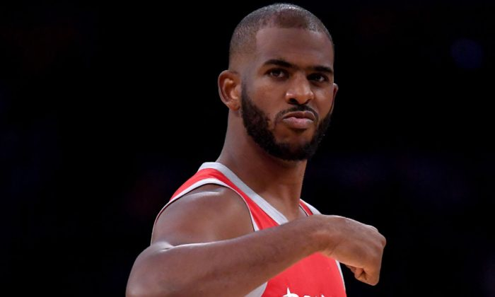 NBA player Chris Paul's grandfather was killed in Nov. 15, 2002. One of his grandfather's killer was found stabbed to death on Aug. 28, 2019. (Harry How/Getty Images)