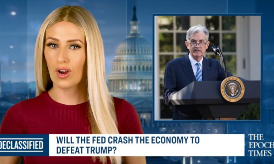 Will the Fed Crash the Economy to Defeat Trump?