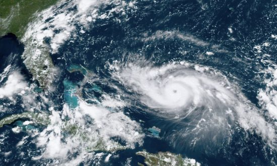 Hurricane Dorian Strengthens to Category 3, Puts 10 Million in the Crosshairs in Florida