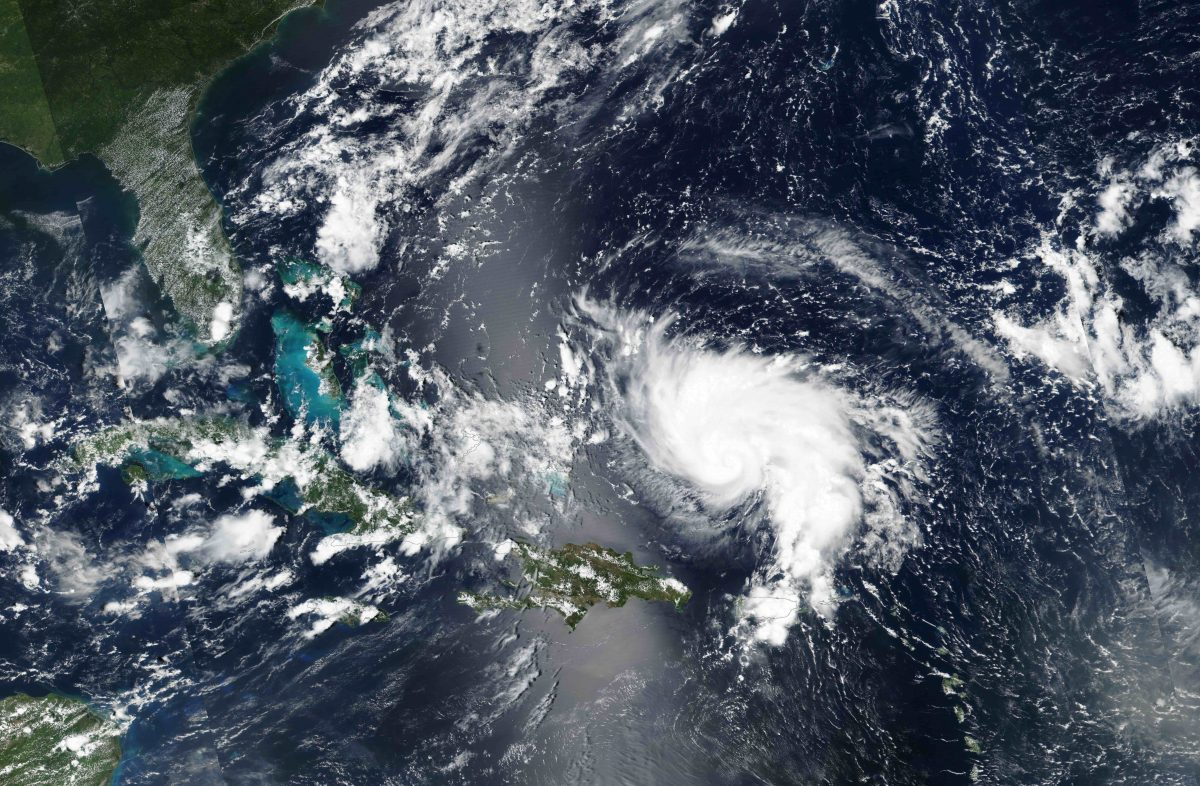 Hurricane Dorian Expected to Strengthen Before Striking Florida