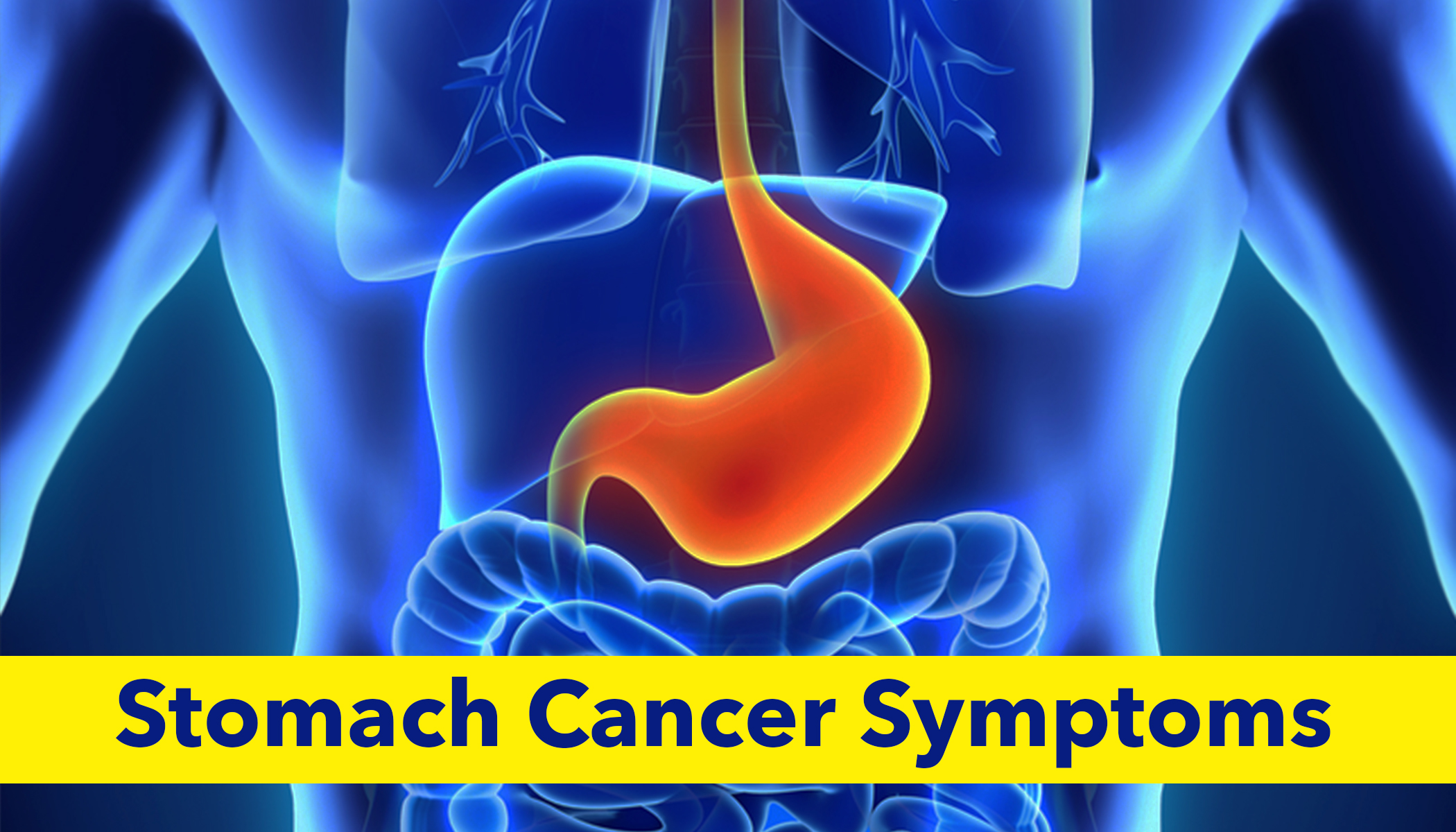8 Stomach Cancer Signs You Shouldn't Ignore