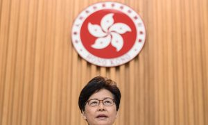 US Commission on China Warns Hong Kong Government Against Declaring Emergency to Resolve Crisis