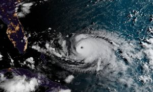 Hurricane Dorian Has 145 Mph Winds, May Hit US Later Than Expected