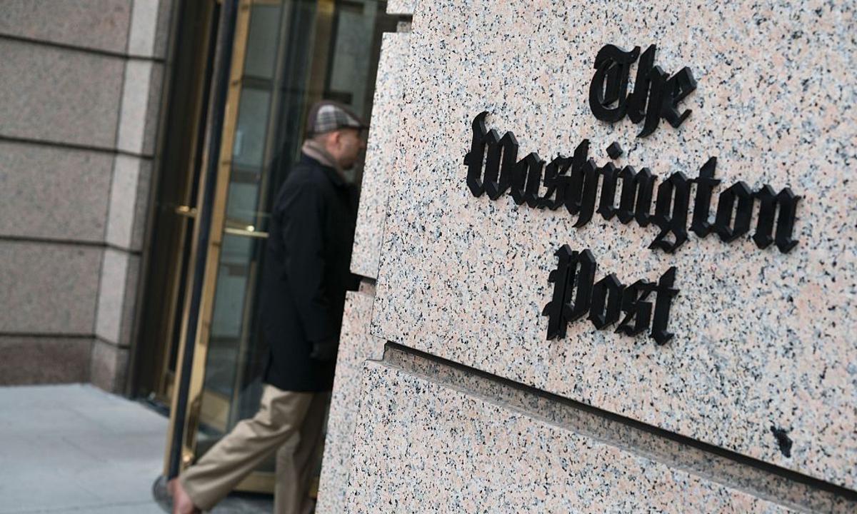 Washington Post Fact Checker Gets Major Fact Wrong: 'Yikes'