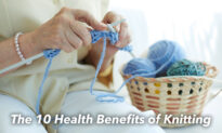 10 Surprising Health Benefits of Knitting and Crocheting