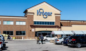 Kroger to Limit Number of Customers in Stores Starting Tuesday