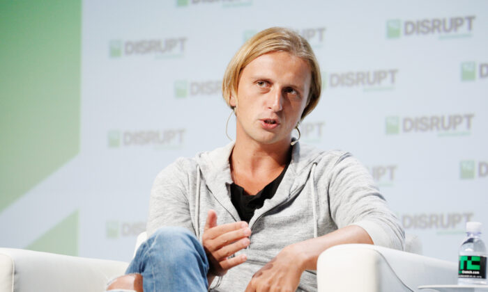 Revolut CEO Nikolay Storonsky speaks onstage during Day 2 of TechCrunch Disrupt SF 2018 at Moscone Center on Sept. 6, 2018 in San Francisco, Calif..  (Kimberly White/Getty Images for TechCrunch)